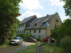 Gutshaus von Sommerfeld bei Prohn (Carl-Ernst Stahnke) Tags: gutshaus park sommerfeld altlast investition verfall