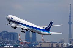 All Nippon Airways [NH][ANA] / JA754A / 777-381 / RJTT (starger64) Tags: canoneos5dmarkiv ef1004004556lisii eftc14xiii rjtt hnd hanedaairport 羽田機場 東京国際空港 ja754a nh61 allnipponairways ana 全日空 全日本空輸 boeing777381 boeing 777 773 777300 aviation aircraft airplane arlines
