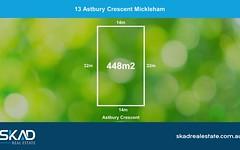 13 Astbury Crescent, Mickleham VIC