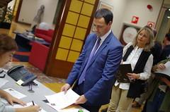 Acreditaciones JJGG Bizkaia -0013 (EAJ-PNV) Tags: eajpnv euzkoalderdijeltzalea euzkadi partidonacionalistavasco partinationalistebasque partidémocrateeuropéen basquecountry basque basquenacionalparty bizkaia juntasgeneralesdebizkaia bizkaikobatzarnagusiak
