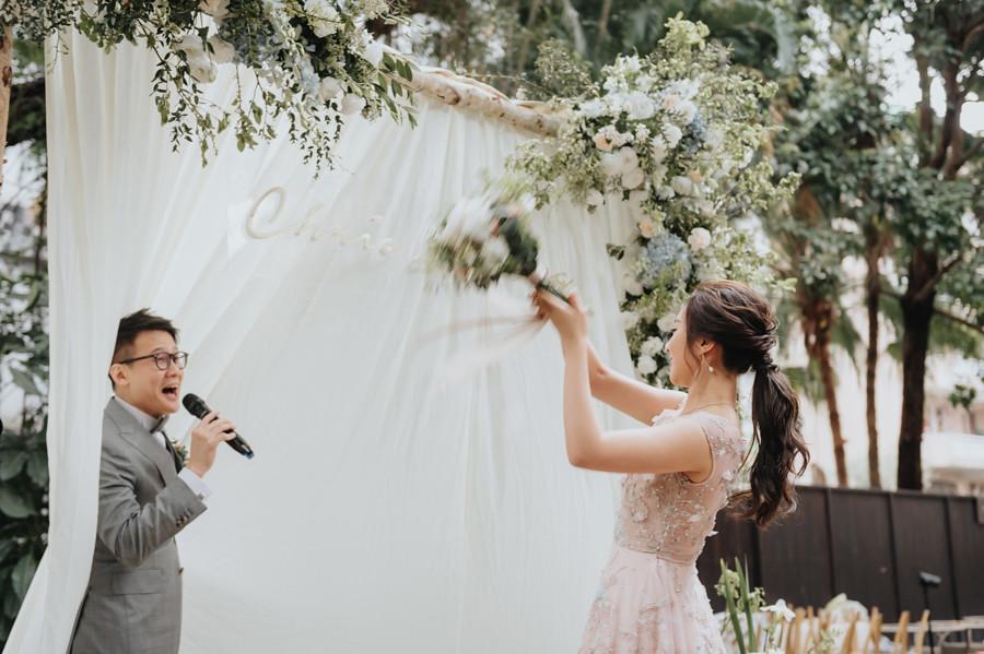 婚攝,美式婚禮,婚攝子安,光點台北,戶外證婚