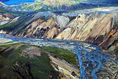 Landmannalaugar Valley, Iceland (klauslang99) Tags: klauslang landmannalaugarvalley iceland landscape mountains river nature