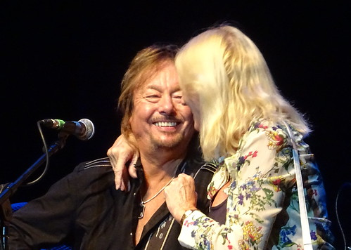 Chris Norman and stalker