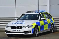 SF66 BCU (S11 AUN) Tags: police scotland bmw 330d xdrive estate touring advanced driver training tpac pursuit traffic car drpu divisional roads policing unit anpr rpu 999 emergency ggdivision sf66bcu