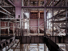 still.remains (jonathancastellino) Tags: abandoned derelict decay ruin ruins leica m hearn architecture industrial light across power station toronto