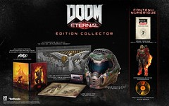 Une édition collector pour DOOM Eternal (Shady_77) Tags: doom doometernal bethesda editionlimitée editioncollector collectorsedition