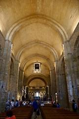 Kirche in Saintes-Maries-de-la-Mer (urmeline) Tags: mittelmeer saintesmariesdelamer wallfahrt wallfahrtskirche