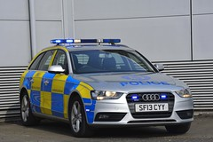SF13 CYY (S11 AUN) Tags: police scotland audi a4 30tdi quattro avant estate traffic car anpr rpu drpu divisional roads policing unit 999 emergency vehicle glasgow ggdivision sf13cyy