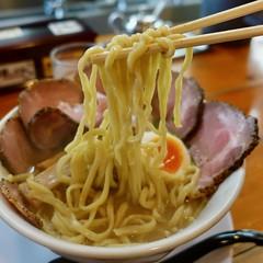 こくまろ塩チャーシューメン Salt ramen ¥1100 (Takashi H) Tags: ramen noodles food japan kyoto saltramen ラーメン 日本 京都 塩ラーメン