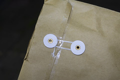 Manilla string seal closer (Arne Kuilman) Tags: envelope seal manila folder documentthendiscard closed envelop string packagefromchina