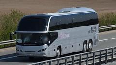 D - Wörlitz Tourist Neoplan (BonsaiTruck) Tags: wörlitz tourist neoplan bus buses coach autocar tourisme reisebus