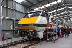 91119 20190608 Crewe (steam60163) Tags: 91119 class91 lner intercity crewe creweopenday