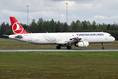 TC-JRF Turkish Airlines A321 Oslo Airport (Vanquish-Photography) Tags: vanquish photography vanquishphotography ryan taylor ryantaylor aviation railway canon eos 7d 6d 80d aeroplane train spotting engm osl oslo gardermoen airport lufthavn oslogardermoenairport oslolufthavn norway tcjrf turkish airlines a321