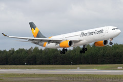 OY-VKG Thomas Cook Scandinavia A330-300 Oslo Airport (Vanquish-Photography) Tags: oyvkg thomas cook scandinavia a330300 oslo airport vanquish photography vanquishphotography ryan taylor ryantaylor aviation railway canon eos 7d 6d 80d aeroplane train spotting engm osl gardermoen lufthavn oslogardermoenairport oslolufthavn norway