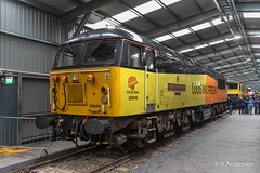 56049 20190608 Crewe (steam60163) Tags: crewe creweopenday class56 56049 colas colasrail