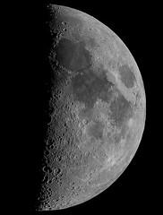 Moon after the rain (ukmjk) Tags: nikon d500 omc140 orion optics astro astronomy moon night registax pipp