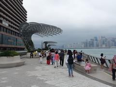201905136 Hong Kong Tsim Sha Tsui (taigatrommelchen) Tags: 20190522 china hongkong tsmishatsui sight icon ocean city building harbour