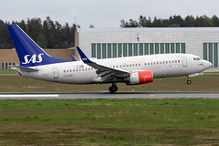 LN-RRB SAS Scandinavian Airlines System B737-700 Oslo Airport (Vanquish-Photography) Tags: vanquish photography vanquishphotography ryan taylor ryantaylor aviation railway canon eos 7d 6d 80d aeroplane train spotting engm osl oslo gardermoen airport lufthavn oslogardermoenairport oslolufthavn norway lnrrb sas scandinavian airlines system b737700