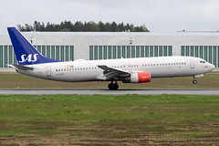 LN-RRU SAS Scandinavian Airlines System B737-800 Oslo Airport (Vanquish-Photography) Tags: vanquish photography vanquishphotography ryan taylor ryantaylor aviation railway canon eos 7d 6d 80d aeroplane train spotting engm osl oslo gardermoen airport lufthavn oslogardermoenairport oslolufthavn norway lnrru sas scandinavian airlines system b737800
