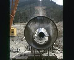 Poatina Tasmania (dan/fromtas) Tags: tasmania australia hydro penstock kodachrome 35mm slides