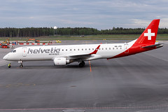 HB-JVQ Helvetic Airways E-190 Oslo Airport (Vanquish-Photography) Tags: vanquish photography vanquishphotography ryan taylor ryantaylor aviation railway canon eos 7d 6d 80d aeroplane train spotting engm osl oslo gardermoen airport lufthavn oslogardermoenairport oslolufthavn norway hbjvq helvetic airways e190