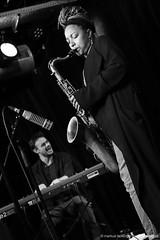 Al MacSween: keys / Nubya Garcia: sax (jazzfoto.at) Tags: sony sonyalpha sonyalpha77ii sonyalpha77 sonya77m2