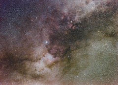 Dreamy North America Nebula (BenedekM) Tags: nikon d3200 astro nature nebula nortamericanebula dreamy galaxy gascloud clouds nikkor50mmf18g 50mm stars space glowing