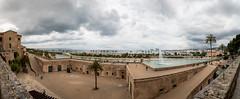 Palma de Mallorca (BMelzer Fotografie) Tags: mallorca mittelmeer mediterranean sea serradetramuntana panorama palma
