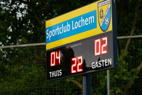 Sportclub Lochem MO15-1 kampioen 2019-23