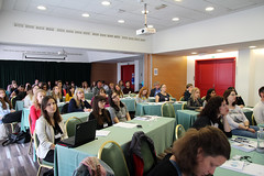 "Udeleženci konference • <a style=""font-size:0.8em;"" href=""http://www.flickr.com/photos/102235479@N03/48036149896/"" target=""_blank"">View on Flickr</a>"