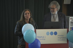 "Otvoritev konference - prof. Klavdija Kutnar in prof. Diego De Leo • <a style=""font-size:0.8em;"" href=""http://www.flickr.com/photos/102235479@N03/48036150396/"" target=""_blank"">View on Flickr</a>"