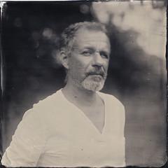 Jérôme (Troisième type) Tags: portrait wetplate collodion 13x18 12x12 95mm boyer lelabodutroisième