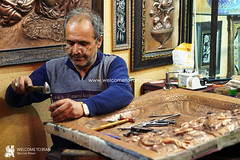 Event (welcometoiran) Tags: welcometoiran welcometoirantours welcome wood working event handicraft handicrafts iran iranian ir irantravelagency iranians makeiranmemory beliefs ghalamzani traditional travel tribute old persian persians art arthistory