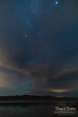 June 8, 2019 - Starry skies over Eleven Mile. (Tony's Takes)