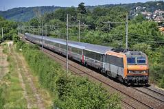 Train de pèlerins Lourdes - Strasbourg (Alexoum) Tags: sncf bb26000 pèlerins corail train railway
