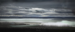 Odadahraun . Iceland. High lands (ibethmuttis) Tags: odadahraun desert iceland highlands river vatnajokul national park clouds atmosphere nikond300s ibeth