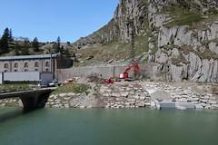 Andermatt - Urnerloch (Kecko) Tags: 2019 kecko switzerland swiss schweiz suisse svizzera innerschweiz zentralschweiz uri gotthard schöllenen river reuss fluss urnerloch water intake swissphoto geotagged geo:lat=46644670 geo:lon=8591230