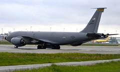 USAF 58-0074, OSL ENGM Gardermoen (Inger Bjørndal Foss) Tags: 580074 usaf boeing kc135t stratotanker osl engm gardermoen