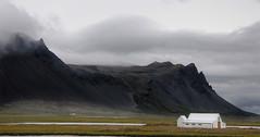 Snæfellsnes. Iceland (ibethmuttis) Tags: snæfellsnes peninsula iceland farm mountains river clouds fog nikond300s ibeth