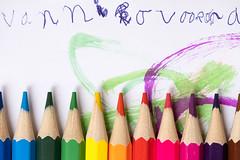 Colored pencils (FotoCorn) Tags: pencils macro happymacromonday pencil multicolor hmm2019 macromondays macromonday hmm happymacromondays color childhoodtoys coloredpencils