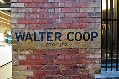 walter coop pty ltd - ghost sign melbourne (75kombi) Tags: ghostsignmelbourne ghostsign waltercoopptyltd