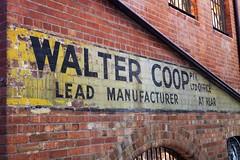 walter coop pty ltd - ghost sign melbourne (75kombi) Tags: waltercoopptyltd ghostsign ghostsignmelbourne