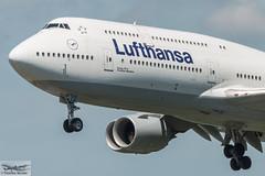 Lufthansa Boeing 747-830 D-ABYP Nordrhein-Westfalen (895479) (Thomas Becker) Tags: lufthansa dlh boeing b747 747 830 800 74h dabyp nordrheinwestfalen staralliance cn37839 ln1500 160514 280614 lh498 mexicocity mex fraport flughafen airport aeroport aeropuerto aeroporto fra eddf frankfurt plane spotting aircraft airplane avion aeroplano aereo 飞机 vliegtuig aviao аэроплан samolot flugzeug germany deutschland hessen rheinmain nikon d800 nikkor 70200 vrii fx raw gps aviationphoto cthomasbecker 190601 arrival noseshot geotagged geo:lat=50039523 geo:lon=8596970 aerotagged aero:airline=dlh aero:man=boeing aero:model=747 aero:series=800 aero:tail=dabyp aero:airport=eddf