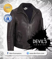 30%-off-Bomber-jackets-and-Fashion-Gear (devilsondotcom) Tags: leather jackets motorbike motorcycle biker bikerleatherjacket mens saferide protection