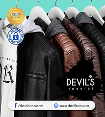Welcome-to-Devilson-Online-Store-for-Leather-Clothing (devilsondotcom) Tags: leather jackets mens sale devilson special custom speciality leatherjackets