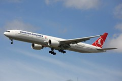 TC-LJA - LHR (B747GAL) Tags: turkish airlines b7773f2er lhr heathrow egll tclja