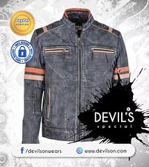 Huge-Selection-of-Mens-Leather-Motorcycle-Jackets (devilsondotcom) Tags: leather jackets mens bomber flightjacket