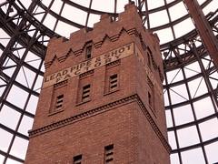 walter coop pty ltd, shot tower (75kombi) Tags: ghostsignmelbourne ghostsign waltercoopptyltd
