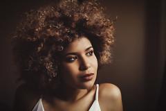 Brown Sugar (aminefassi) Tags: 55mmf18 a7riii alpha aminefassi beauty curly fashion hair morocco people portrait sony windowlight woman za zeiss casablanca sonnartfe1855 sonnar5518za sonnar login