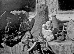 Sawyer's? It's not Texas but... (SBA73) Tags: minox minoxa minoxiiis 9x11 format spycamera ilford delta100 miniaturecamera frança france francia aude oc occitania occitanie languedoc inquietant unnerving misteri misterious ferralla trastos derelict trash remains chainsaw massacre buddha amphora amfora pieces eerie creepy rennasdelcastel renneslechateau